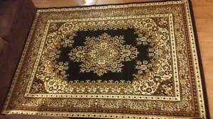 NEW 3 Large 8x11 persian / turkish style area rugs - brown or re