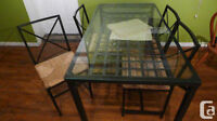 IKEA GRANAS TABLE - TABLE ONLY - DISASSEMBLED