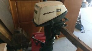 Looking for Outboard Motor That Needs Work