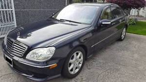 2006 Mercedes-Benz S-Class 500 Sedan