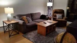 2 Bed 1 Bath - Fully Furnished Apartment for Rent