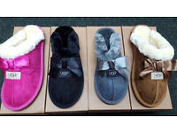 Ladies UGG slippers for sale 3-8