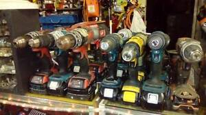 DRILLS for SALE $25 +up, Impact, Hammerdrill, drywall etc.