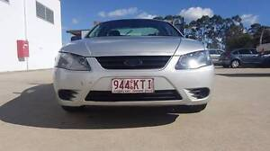 FORD FALCON BF MARK 3 UTILITY AUTO LPG GAS ONLY RWC, REGO!!! Kippa-ring Redcliffe Area Preview