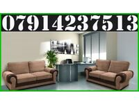 THIS WEEK SPECIAL OFFER BRAND NEW Corner Or 3 + 2 TANGEANT Sofa AVAILABLE 688