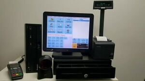 POS Systems (Advance Cash Register)