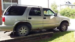 2003 GMC Jimmy SUV, 4X4 For Trade