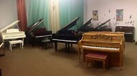 PIANO practice room available in North York area-$5 per hour