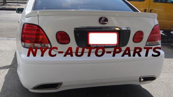 Custom Fits Lexus Gs300 Gs400 Gs430 Rear Bumper With