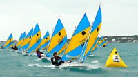 Looking for used Sunfish Sailboats in great condition!