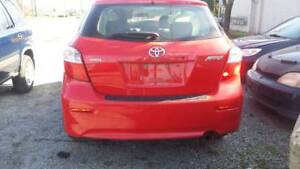 2009 TOYOTA MATRIX FOR PARTING OUT