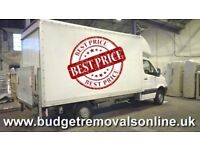 Man with a van / Budget removals/ ebay deliveries