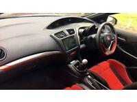 HONDA CIVIC 2.0 i-VTEC Type R GT 5dr (red) 2016