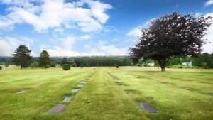 Oceanview cemetery plots  - Single burial  - Burnaby