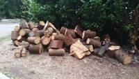 FREE FIREWOOD JUST PAY FOR DELIVERY 7 DAYS @ WK