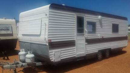 Evernew Tandem with ensuite, 22 ft Picton Bunbury Area Preview