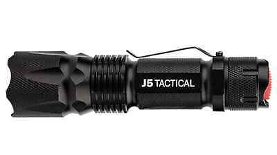 J5 Tactical V1 Black Pro 300 Lumen Flashlight