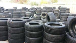 USED TIRES BEST PRICES IN GTA 70% - 90% Tread FREE INSTALLATION & BALANCING