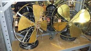 WANTED!  Antique Electric Fans and Motors