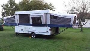 2007 Fleetwood/Coleman Tent Trailer (Sun Valley) Like New