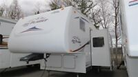 2006 JAYCO JAY FLIGHT 24.5 RBS - 24' Fifthwheel