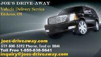 Canada wide Car, Truck & Motorhome Relocation
