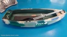 Finn Castaway Dinghy Tender small boat East Bunbury Bunbury Area Preview