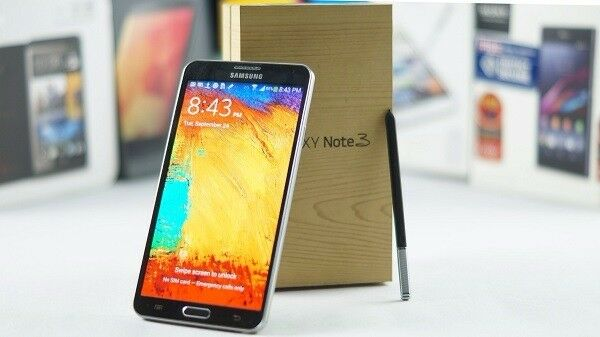 Samsung Galaxy Note 3 Black Boxed 32GB Mint Condition Unlocked to all network - Warranty and Receipt