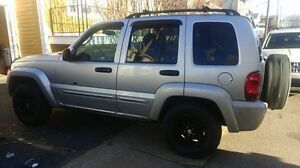 2001 Jeep Liberty Camionnette
