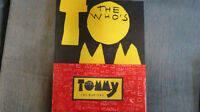 The Who's Tommy book