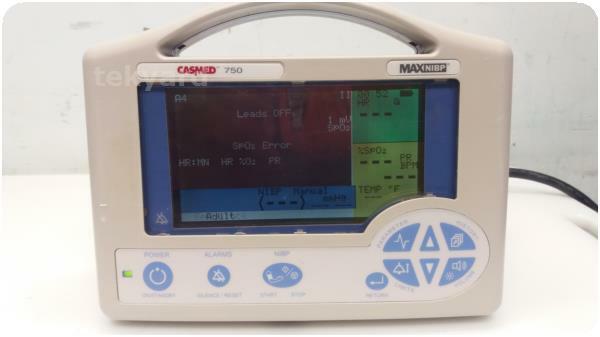 CASMED 750E-3NL MULTI-PARAMETER MONITOR % (243858)