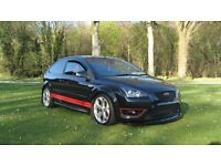 FORD FOCUS ST 500 2.5 TURBO *1 OF 500 MADE* RARE CAR* FSH * not bmw, type r, rs, vxr, m sport etc