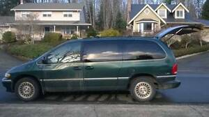Used Chrysler Town & Country Minivan only $1200