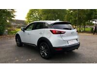 MAZDA CX-3 2.0 Sport Nav 5dr (unknown) 2016