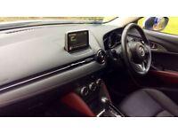 MAZDA CX-3 2.0 Sport Nav 5dr Auto (white) 2015