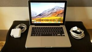"MacBook Pro 13"" 2.5GHz i5 8GB RAM 250GB SSD (Mid 2012)"