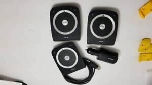 2 JABRA Bluetooth Tour Hands-Free Kits