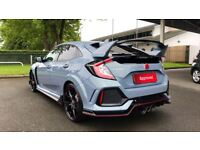 HONDA CIVIC 2.0 VTEC Turbo Type R GT 5dr (grey) 2017