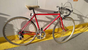 Red Apollo Speed Bike