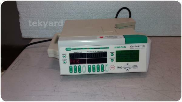 B BRAUN OUTLOOK 100 SAFETY IV INFUSION SYSTEM % (207167)
