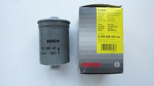 VW, Saab, Volvo 1980-1988 BOSCH Fuel Filter 0450605401 OEM