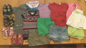 Girl clothes - 2T