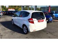 HONDA JAZZ 1.4 i-VTEC ES Plus 5dr (white) 2014