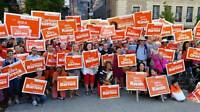 Be a part of it: Work for Canada's NDP - Door Canvasser