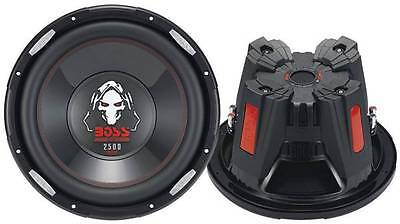 "NEW 15"" DVC 2500w Subwoofer Bass Speaker.Woofer.Car Audio Sub.Dual Voice Coil"