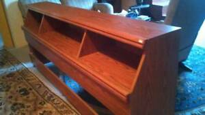 Headboard, ex. condition, suits any size bed - $70 great offer!