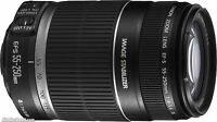 Objectif CANON EF S 55-250mm *Image Stabilizer* état neuf!