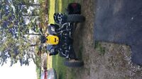2014 Can Am ds450xmx