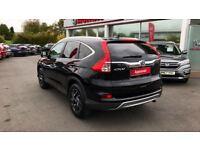 HONDA CR-V 1.6 i-DTEC SE Plus 5dr 2WD [Nav] (black) 2017