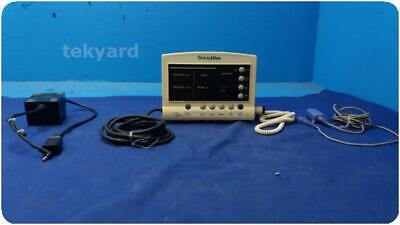 Welch Allyn 52000 Series Multi-parameter Patient Monitor Wpower Supply 123001